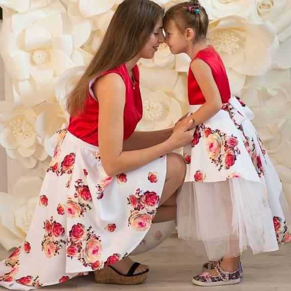 Moda Tal Mãe Tal Filha - Vestidos Infantis