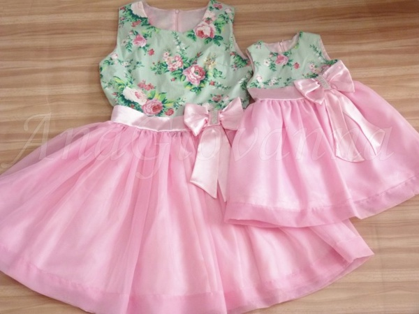 Tal Mãe Tal Filha - Vestidos Infantis
