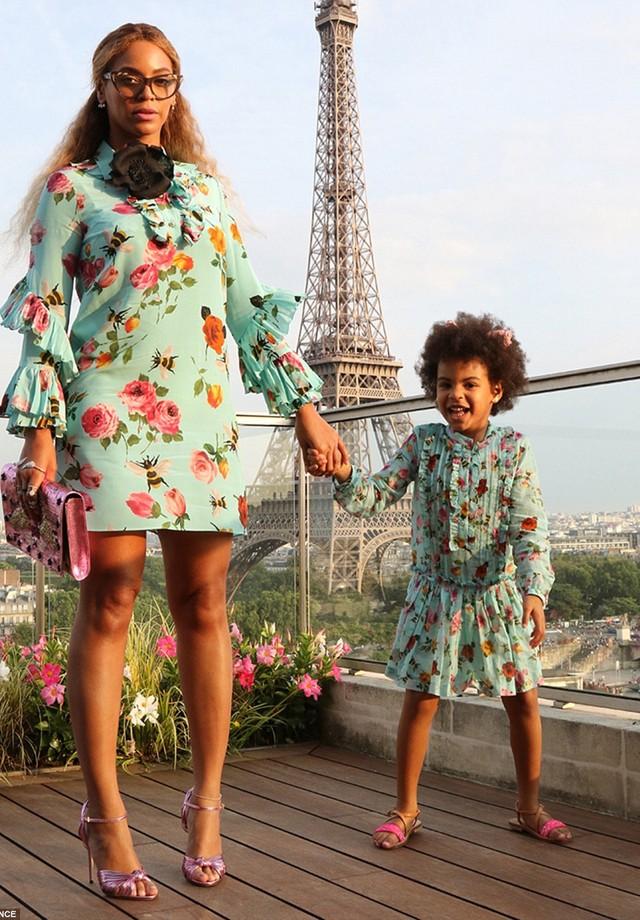 Beyoncé - Tal Mãe Tal Filha - Vestidos Infantis