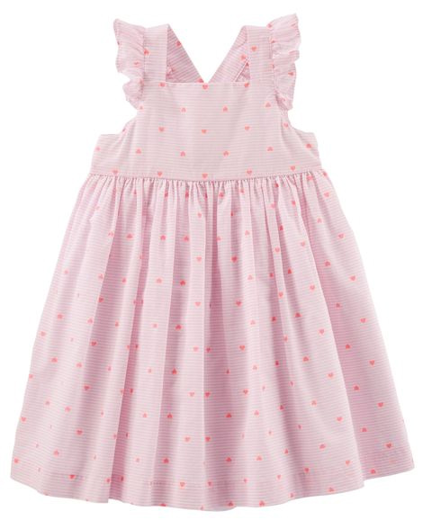 vestido infantil cor de rosa